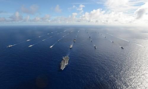 Việt Nam tham gia diễn tập hải quân đa phương lớn nhất thế giới - Ảnh 1.