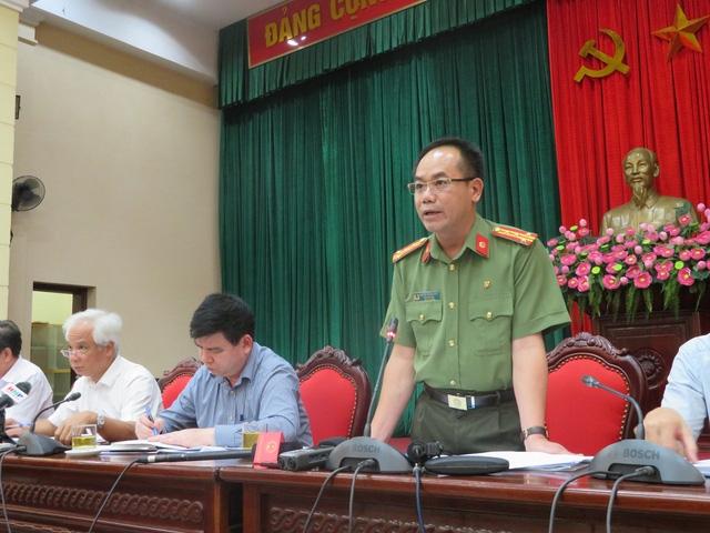 Công an Hà Nội thông tin vụ tự thiêu trước trụ sở Ban Tiếp dân - Ảnh 1.
