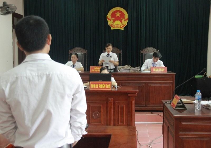 Bị cáo 'đòi' thay KSV vì cho rằng liên tục bị buộc tội - ảnh 3