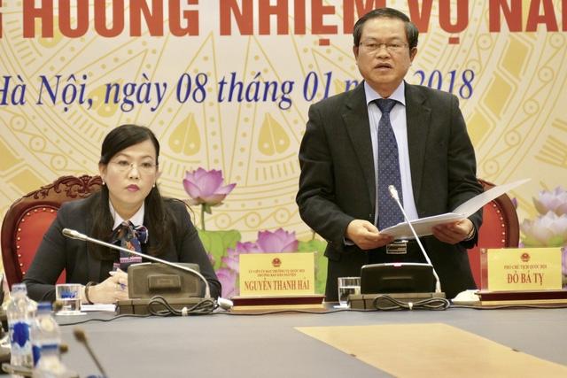 Bộ trưởng Đào Ngọc Dung nhận 50 đơn thư mỗi ngày - Ảnh 2.