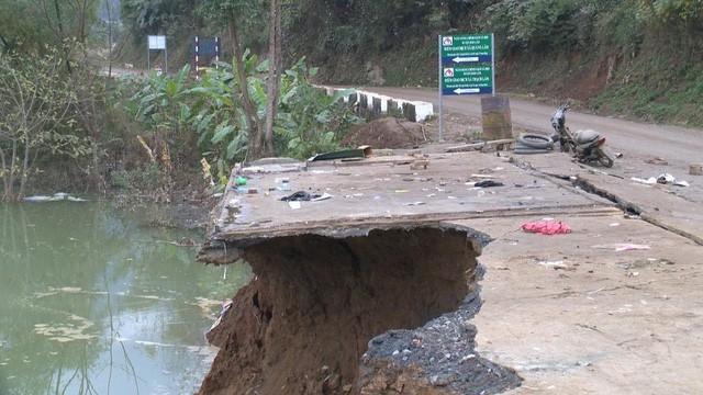 Bộ Công Thương yêu cầu thủy điện Bắc Mê dừng tích nước - Ảnh 1.