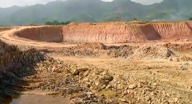 Núp bóng dự án được cấp phép, doanh nghiệp ăn đất vô tội vạ tại huỵên Lục Nam.