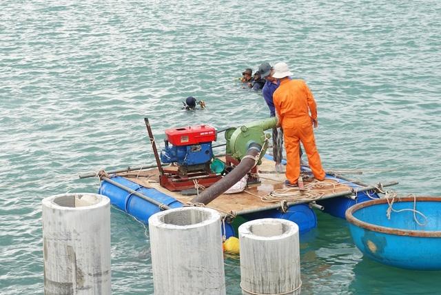 Các chuyên gia, nhà khảo cổ cùng nhiều phương tiện, máy móc sẽ tiến hành khai quật tàu cổ đắm từ ngày 9/7 - 15/9