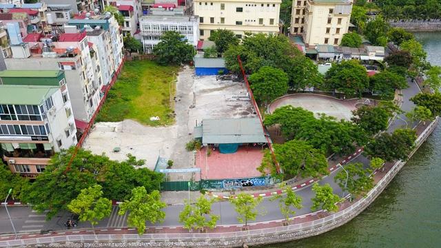 """Mới đây, UBND TP Hà Nội vừa có chủ trương thu hồi khu đất rộng 2.599 m2 được coi là """"đất kim cương để xây dựng trường mầm non công lập."""