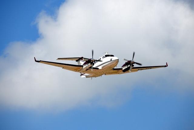 Chuyến bay đầu tiên đã hạ cánh xuống sân bay Vân Đồn vào lúc 10h sáng nay (11/7)