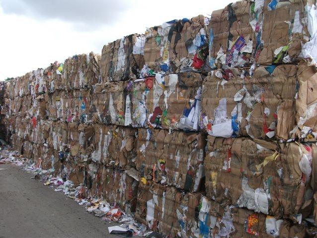 Doanh nghiệp ngành giấy lo bị ảnh hưởng do quy định siết nhập khẩu giấy phế liệu của Tổng cục Hải quan.