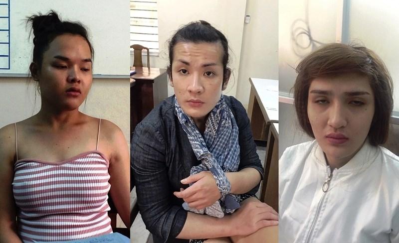 Nhóm người chuyển giới móc túi du khách ở Đà Nẵng - ảnh 1