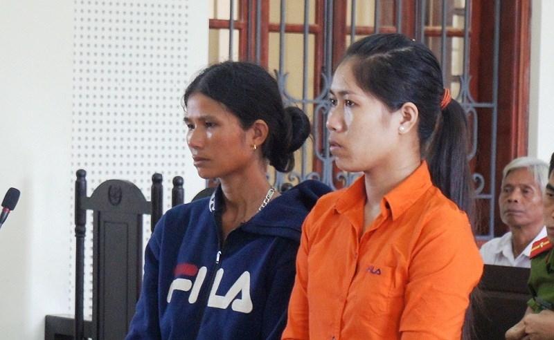 Ba thiếu nữ trở về từ Trung Quốc tố cáo kẻ buôn người - ảnh 2