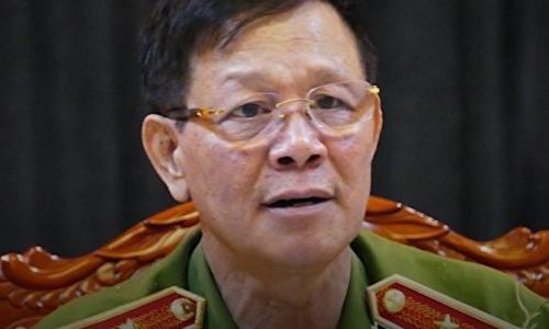 Đề nghị truy tố nguyên Tổng cục trưởng Tổng Cục cảnh sát Phan Văn Vĩnh