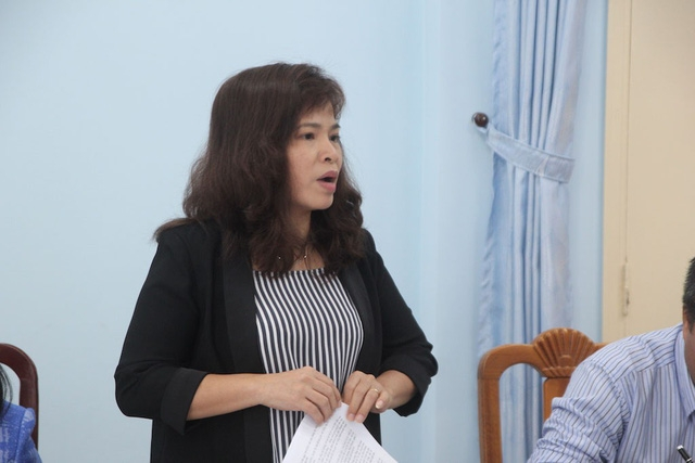 Phó Chủ tịch UBND quận 2 Huỳnh Thị Thanh Hiền cho biết trước đây đã bố trí ki ốt tại chợ Bình Khánh và Thạnh Mỹ Lợi cho bà Mai
