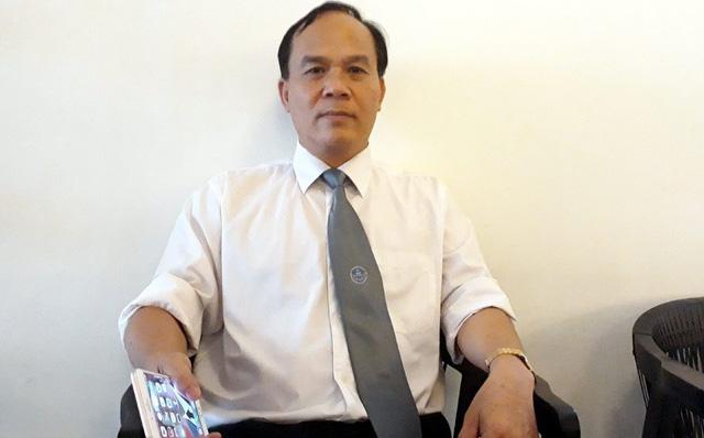 Luật sư Bùi Đình Ứng, Đoàn luật sư TP Hà Nội.