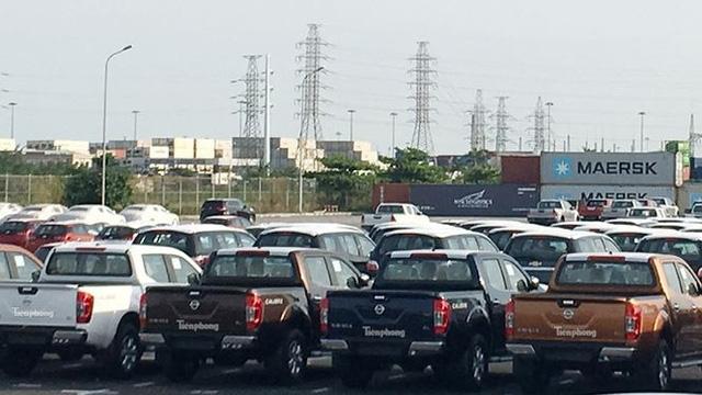 Xe bán tải gồm có: Ford Ranger, Chevrolet Colorado, Mazda BT-50, Toyota Hilux, Mitsubishi Triton, Isuzu D-Max, Nissan Navara...