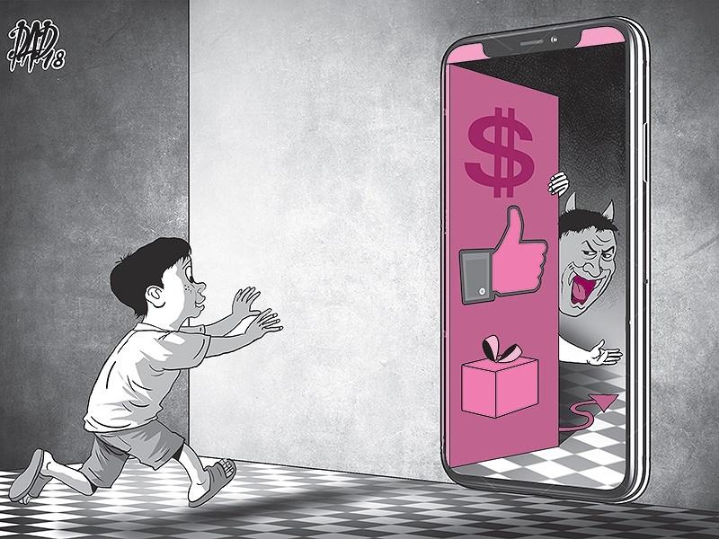 Nỗi đau bị biến thành nạn nhân khiêu dâm vì smartphone - ảnh 1