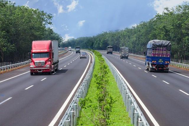 Triển khai 8 dự án đường cao tốc trên tuyến Bắc - Nam - Ảnh 1.