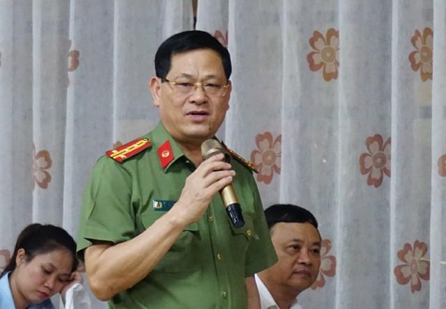 Đại tá Nguyễn Hữu Cầu - Giám đốc Công an tỉnh Nghệ An: Hành lang pháp lý để xử lý hoạt động tín dụng đen chưa rõ ràng