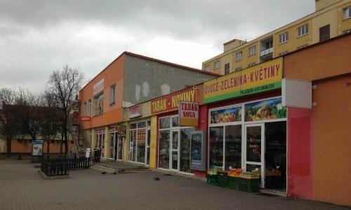 Một cửa hàng của người Việt ở Czech. Ảnh: DL.