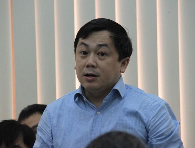 Ông Hoàng Hồng Giang - Cục trưởng Cục Đường thủy nội địa