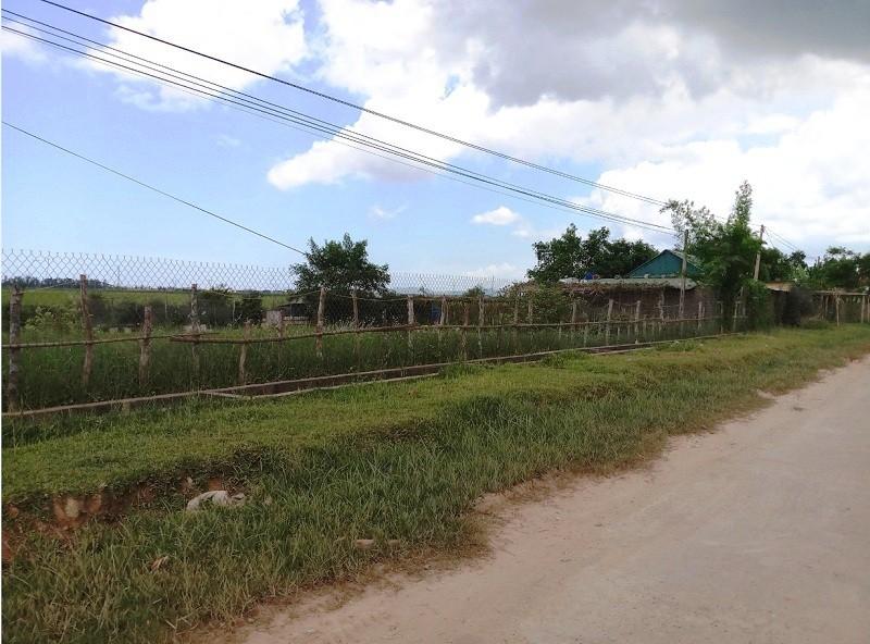 Quảng Bình: Được giao đất trồng lúa, Phó chủ tịch xã xây chuồng trại chăn nuôi vịt - Ảnh 1.