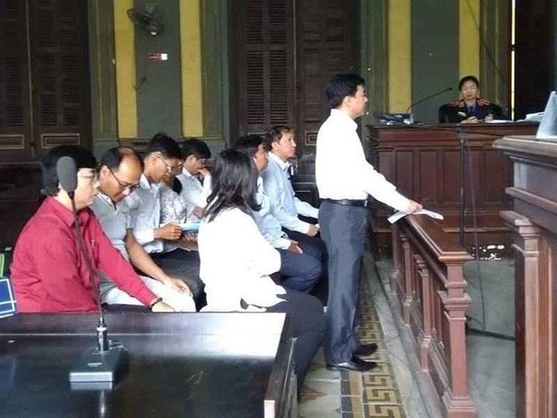 Vụ Navibank: Người kêu oan, người thay đổi kháng cáo - ảnh 1