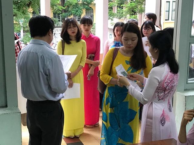 TPHCM tổ chức thi tuyển để tuyển dụng giáo viên cho năm học 2018-2019.