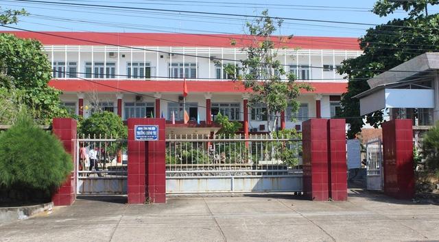 Trường Chính trị Phú Yên nơi xảy ra vụ việc tham ô tài sản