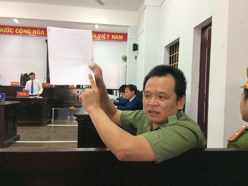 Điều tra lại vụ cựu thiếu tá công an kêu oan - ảnh 1