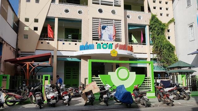 Trường mầm non Phú Hòa (TP Huế) nơi kế toán và thủ quỹ trường làm thất thoát ngân sách gần 300 triệu đồng trong nhiều năm qua.