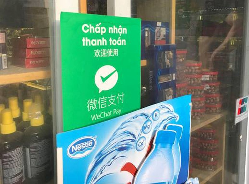 Đề nghị khẩn cấp chặn khách Trung Quốc thanh toán chui - ảnh 1