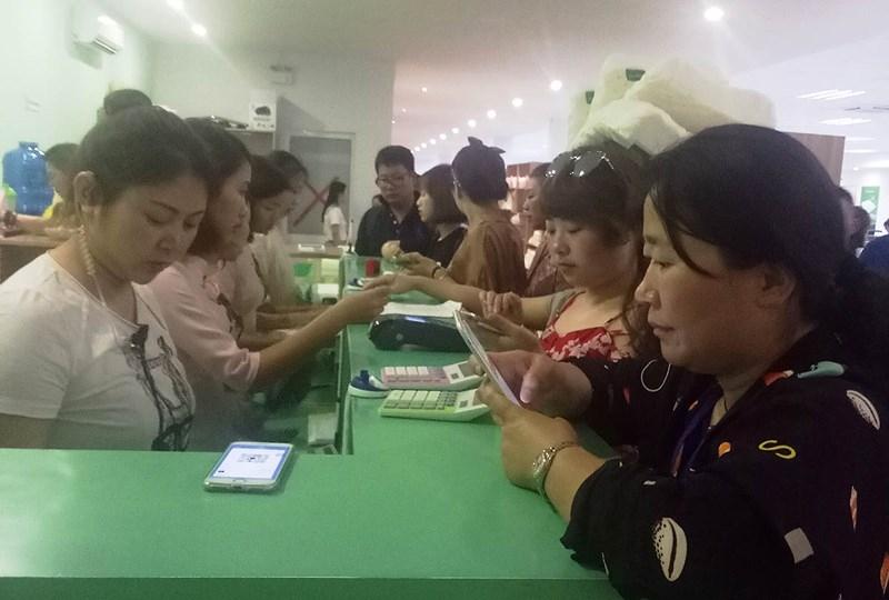 Đề nghị khẩn cấp chặn khách Trung Quốc thanh toán chui - ảnh 2