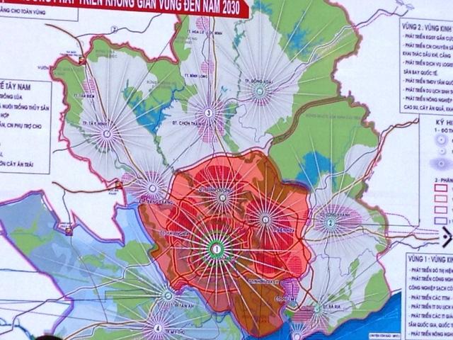 Vùng TP.HCM sẽ là trung tâm kinh tế lớn ở Đông Nam Á - Ảnh 1.