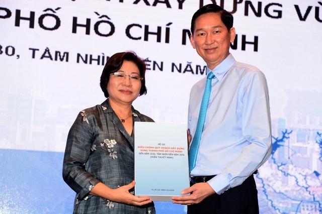 Vùng TP.HCM sẽ là trung tâm kinh tế lớn ở Đông Nam Á - Ảnh 2.