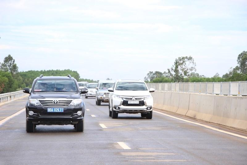 Cao tốc Đà Nẵng – Quảng Ngãi hơn 34.000 tỉ đồng sắp thông xe - ảnh 2