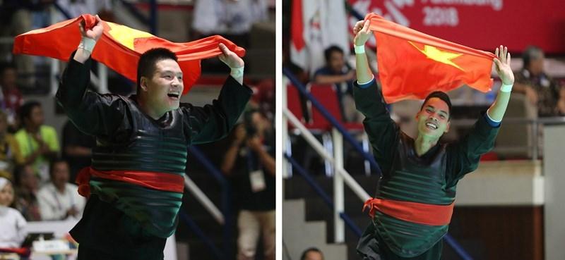 Bảng vàng thành tích của thể thao Việt Nam tại Á vận hội 2018 - ảnh 3