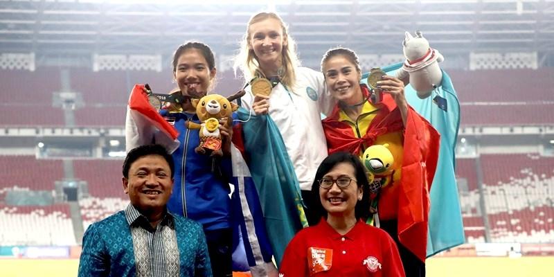 Bảng vàng thành tích của thể thao Việt Nam tại Á vận hội 2018 - ảnh 5