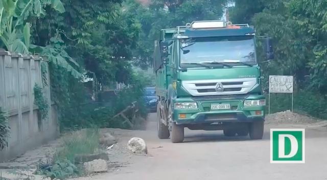 Mục sở thị tình trạng đánh cắp tài nguyên quốc gia giữa ban ngày tại Bắc Giang! - Ảnh 5.