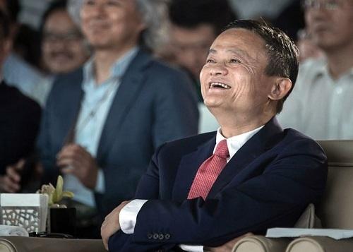 Tỷ phú Jack Ma - Chủ tịch Alibaba. Ảnh: Bloomberg