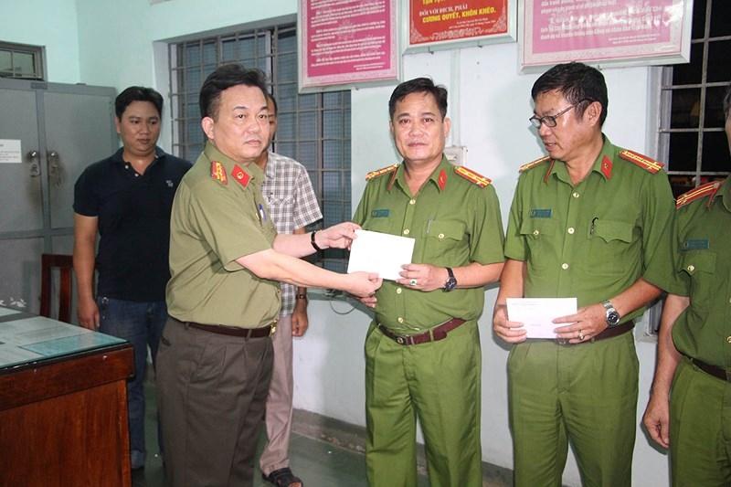 Toàn cảnh vụ phá án và cướp ngân hàng ở Khánh Hòa - ảnh 8