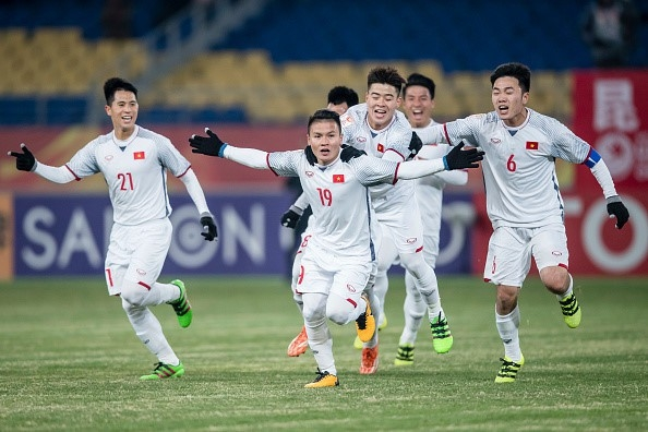 Đội tuyển U23 Việt Nam xứng đáng với những phần thưởng cao quý.