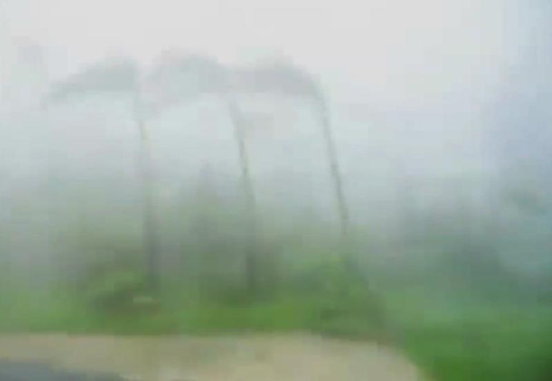 Siêu bão Mangkhut đã vào biển Đông - ảnh 1