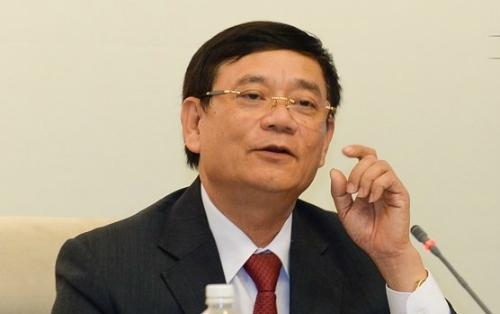 Trưởng ban công tác đại biểu Trần Văn Tuý. Ảnh: VPQH