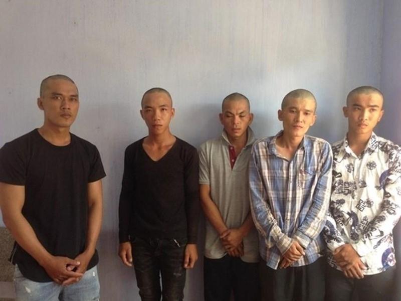 Bắt thêm 9 bị can trong vụ tấn công Đội Cảnh sát PCCC Phan Rí - ảnh 3
