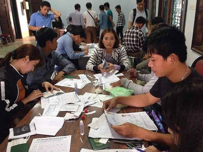 Các lưu ý dành cho người lao động muốn làm việc ở Hàn Quốc - ảnh 1