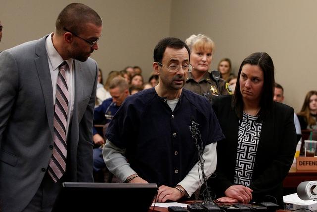 Bác sĩ Mỹ lạm dụng đến 150 nữ VĐV lãnh án tử - Ảnh 1.