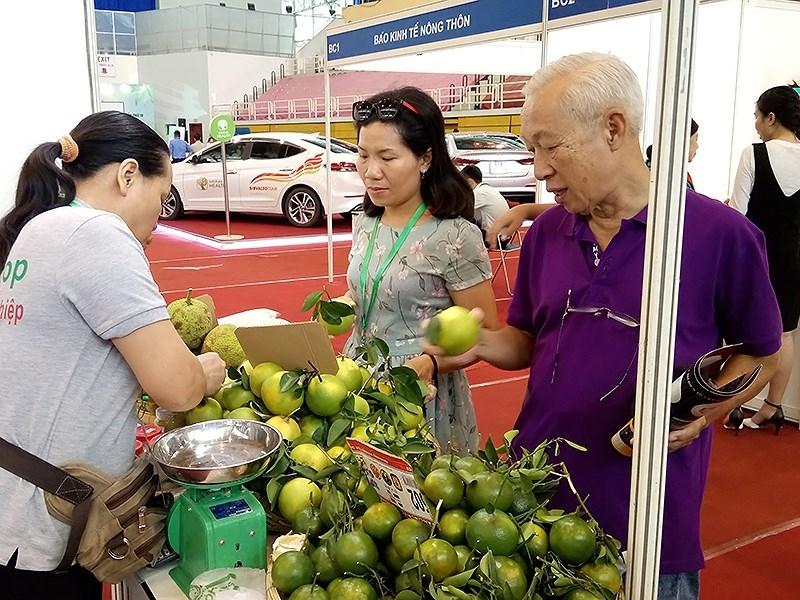 Gian nan xuất nông sản chính ngạch sang Trung Quốc - ảnh 1