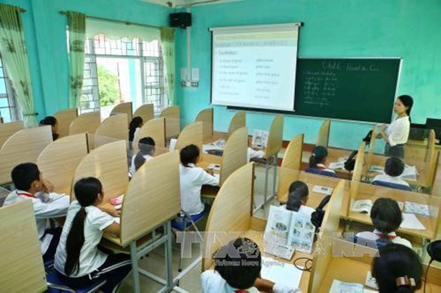 Chương trình môn Ngoại ngữ mới: Phát triển đường hướng giao tiếp - Ảnh 1.