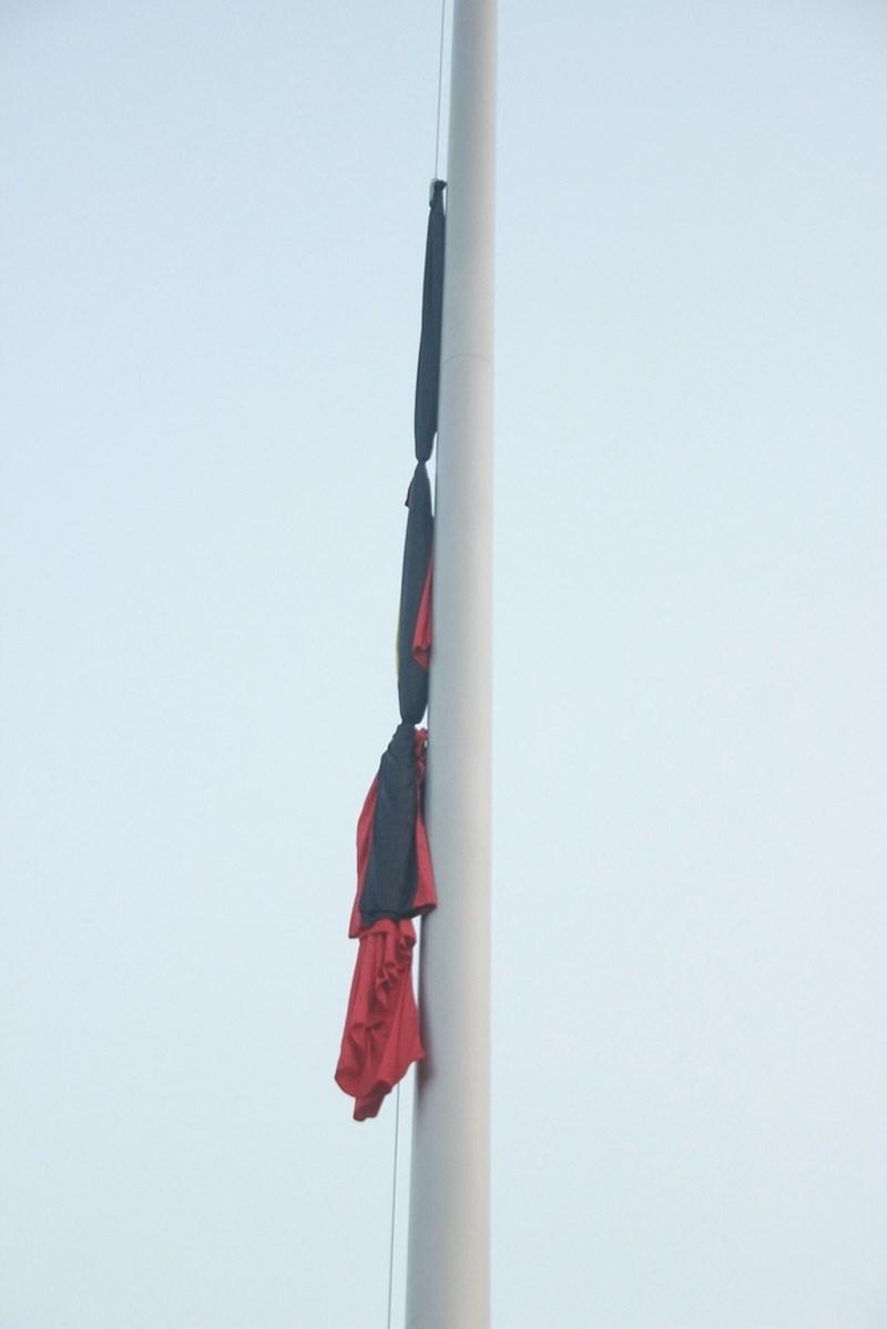 Lễ thượng cờ rủ cố Tổng Bí thư Đỗ Mười - ảnh 11