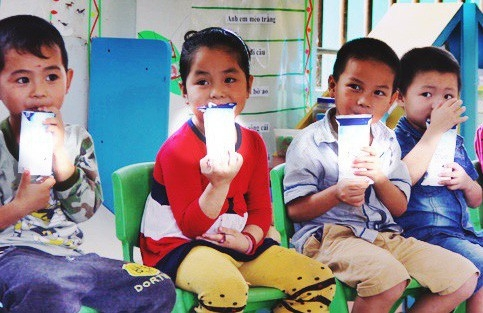 Đề án này dành cho tất cả trẻ em tiểu học trên địa bàn TP. Hà Nội, không phân biệt công lập hay dân lập và phụ huynh tự nguyện tham gia. (Ảnh minh họa)