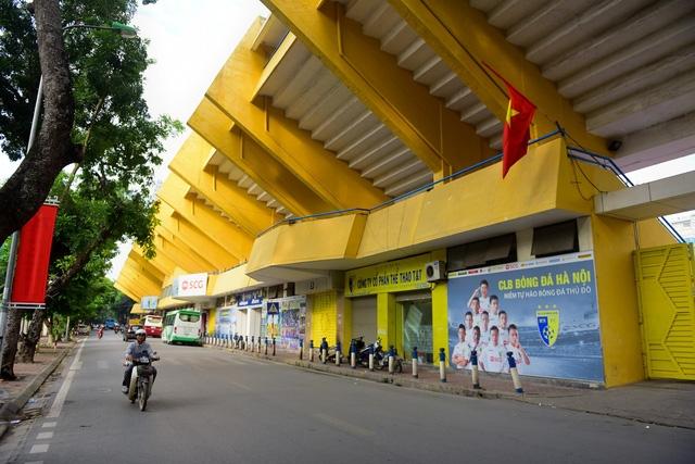 Theo kế hoạch, TP Hà Nội lập dự án đầu tư tổ hợp thể thao Hàng Đẫy bao gồm khu vực sân vận động Hàng Đẫy diện tích 23.433 m2 và phụ cận là nhà thi đấu Trịnh Hoài Đức diện tích 6.938 m2, khu đất của Sở Kế hoạch và Đầu tư diện tích 1.787 m2.