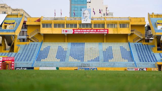Những năm trở lại đây, sân đã trở thành sân nhà của đội bóng Câu lạc bộ bóng đá Hà Nội và mỗi cuối tuần đón hàng nghìn cổ động viên đến cổ vũ cho đội bóng.