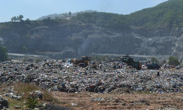 Bãi rác Khánh Sơn (quận Liên Chiểu, Đà Nẵng)